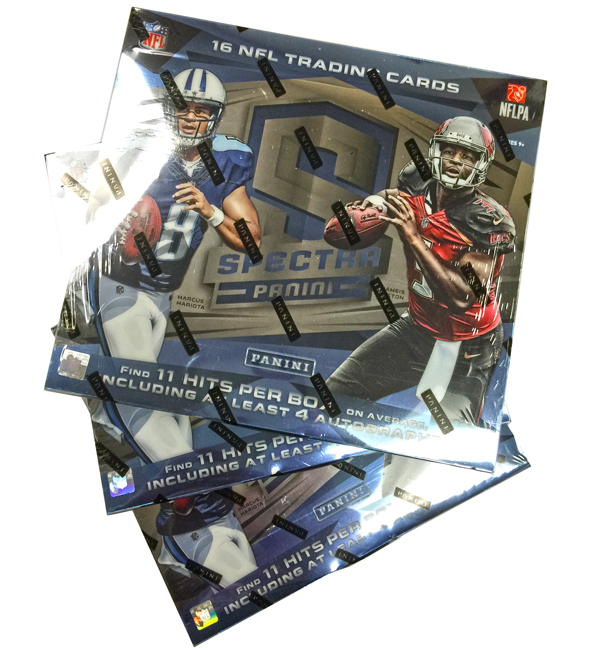 Panini America 2015 Spectra Football Teaser Gallery1