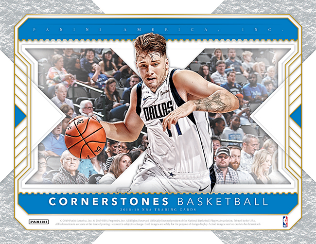 Panini America 2018-19 Cornerstones Basketball Main